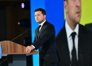 زيلينسكي: أوكرانيا تتلقى 2 مليار دولار لنقل الغاز سنويا