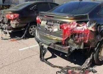 في الكويت تذوب السيارات من شدة الحرارة