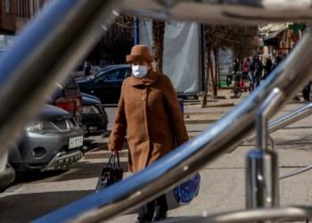 أوكرانيا تتوقع موجة جديدة من COVID في الخريف