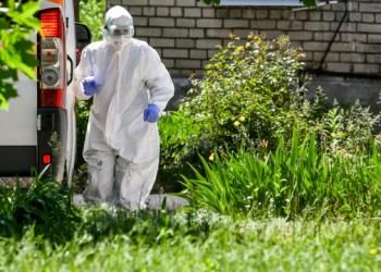 تم تسجيل 705 حالة إصابة جديدة بفيروس كورونا في أوكرانيا