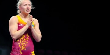 """المصارعة أوكرانكا تنافس للحصول على """"برونزية"""" أولمبياد طوكيو"""