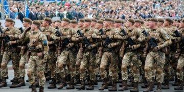 زيلينسكي يوضح كيف سيكون العرض العسكري قبل عيد الاستقلال