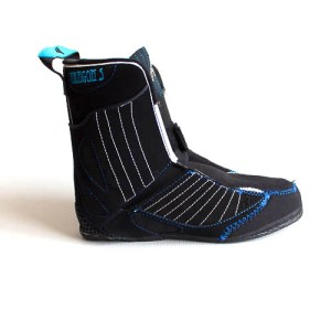 Jug Aragon 5 Liner - Black/Blue - Size 6 - Pair