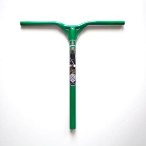 Blunt Reaper V2 Aluminium Bars - Green - 600mm