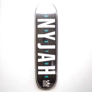 "Element Nyjah Align Skateboard Deck - 8"""