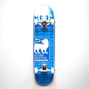 Element Prismatic Twig Complete Skateboard - Nyjah 7.625""