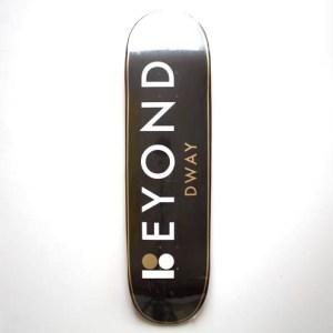 "Plan B Attribute Danny Way Skateboard Deck - 8.25"""
