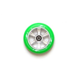 Blunt 6 Spoke Wheel - Green