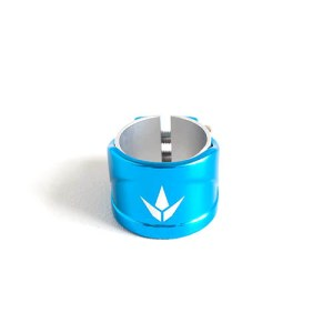 Blunt Double Clamp - Blue