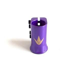 Blunt H Quad Clamp - Purple
