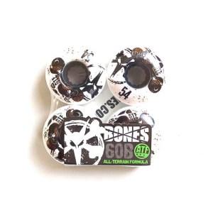 Bones Mudder Fudder ATF Wheels 52mm