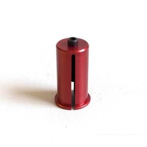 Ukskate HIC cap - Red