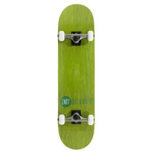 Enuff Logo Stain Complete Skateboard - Green