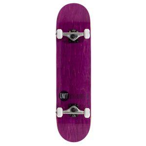 Enuff Logo Stain Complete Skateboard - Purple