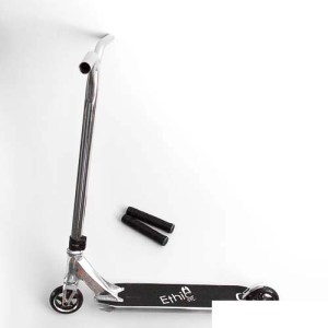 Ethic DTC Complete Scooter - Raw/ Polished