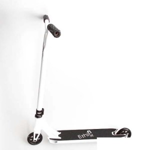 Ethic DTC Complete Scooter - White