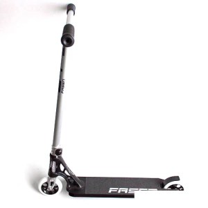 Fasen Smith Complete Stunt Scooter - Black / Silver