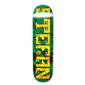 "Habitat Janoski Quartet Skateboard Deck - 8.125"""