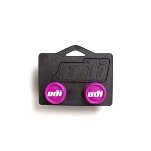 ODI Bar End Set - Purple