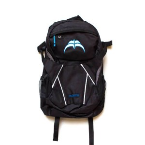 Razor Backpack - Black/Blue