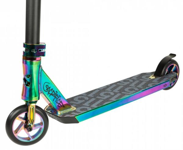 Sacrifice Flyte 115 Complete Scooter - Neochrome