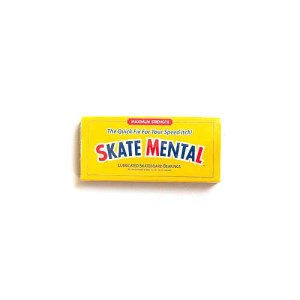 Skate Mental Speed Itch Bearings