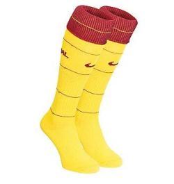 2010-11 Arsenal Away Nike Football Socks