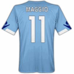 2010-11 Napoli Macron Home Shirt (Maggio 11)
