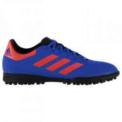 Adidas Goletto Mens Astro Turf Trainers (Shock Blue)