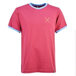 West Ham- Thames Iron Works Retro 12th Man T-Shirt