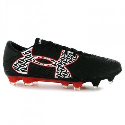 Under Armour CoreSpeed Force2.0 FG Mens Football Boots (Black)