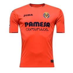 2016-17 Villarreal Joma Goalkeeper Shirt