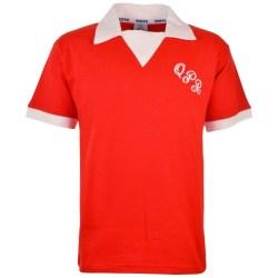 QPR 1970s Away Retro Football Shirt