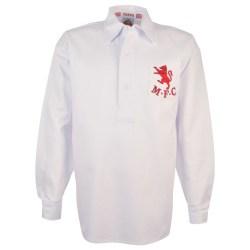 Millwall 1940 Away Retro Football Shirt
