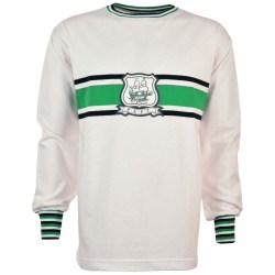 Plymouth Argyle 1960s-1970s Retro Football Shirt