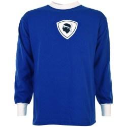 Bastia 1970s Retro Football Shirt
