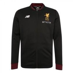 2017-2018 Liverpool Elite Training Walkout Jacket (Black)