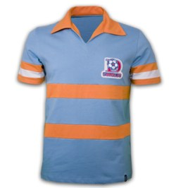 Dallas Tornado 1978 Short Sleeve Retro Shirt 100% cotton
