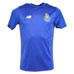 2017-2018 Porto Elite Pre-Match Training Shirt (Blue)