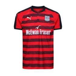2017-2018 Dundee Puma Away Football Shirt