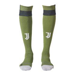 2017-2018 Juventus Adidas Third Football Socks (Green)