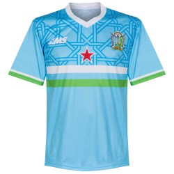 2017-2018 Djibouti Home Football Shirt