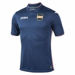 2017-2018 Sampdoria Joma Third Football Shirt