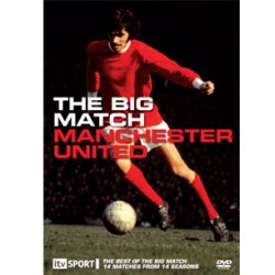 Manchester United: The Big Match DVD
