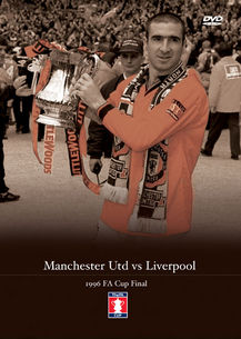 Manchester Utd vs Liverpool 1996 FA Cup Final DVD