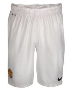 2011-12 Man Utd Home Nike Football Shorts