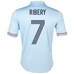 2013-14 France Away Shirt   (Ribery 7) - Kids