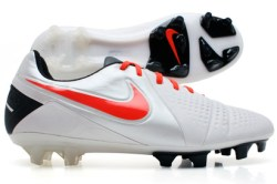 CTR360 Maestri III FG Football Boots White/Total Crimson/Black