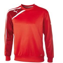 Puma Spirit Sweat Top (red)