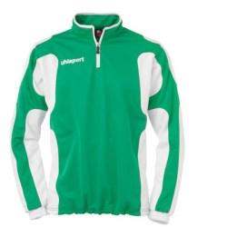 Uhlsport Cup Half Zip Training Top (green)